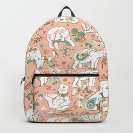 Bear with me | Rosé Backpack