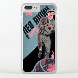 Lev Yashin Clear iPhone Case