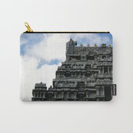 NYC Temple on Bowne St Carry-All Pouch