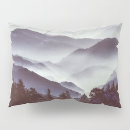 Upcoming Trip Into The Wild Pillow Sham