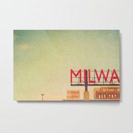 MPM Metal Print