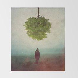 Infrequent Sense Throw Blanket