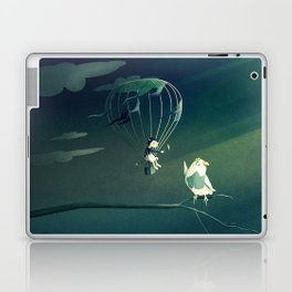 Good Old Fashioned Villain Laptop & iPad Skin