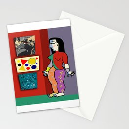 The Barefoot Docent Stationery Cards