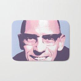 Michel Foucault Bath Mat
