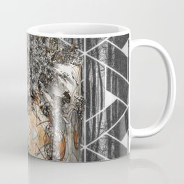 Alice in Wonderland - the mushroom story Coffee Mug