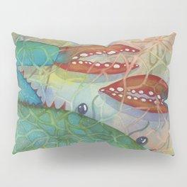 Crustacean Crazy Pillow Sham
