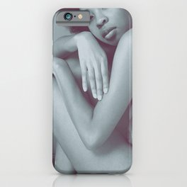 Julie Anderson Limited Edition Available thru August 2020 iPhone Case