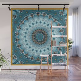 Serenely Amplif-Eyed Wall Mural