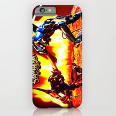 Eva-00 vs Eva-02 photoshoot iPhone 6s Slim Case