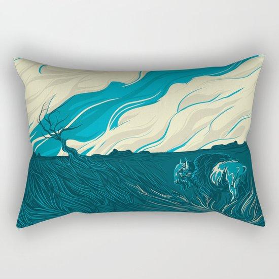 MBison Rectangular Pillow