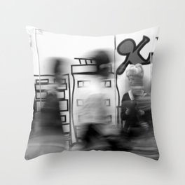 Japan Christmas 2012 #1 Throw Pillow