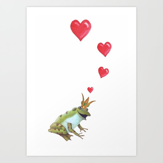 Gimme Some Love Art Print