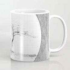 Scots Pine Paper Bag Grey Mug