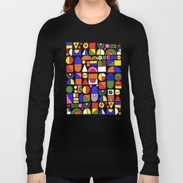 Building blocks 001 Long Sleeve T-shirt