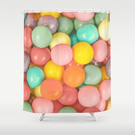 Goody Gumballs Shower Curtain