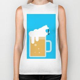 polar beer Biker Tank