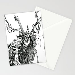Cable Elk. Stationery Cards