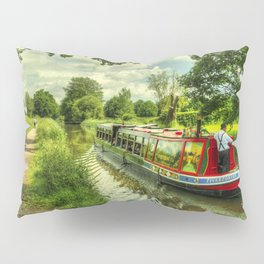 Tivertonian at Manley Bridge Pillow Sham