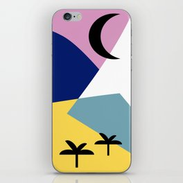 Sunset Landscape iPhone Skin