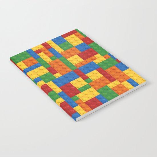 Lego bricks Notebook
