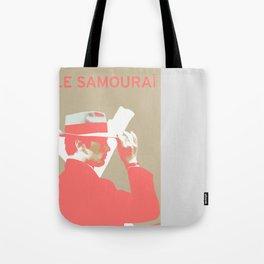 Le Samourai 3 Tote Bag