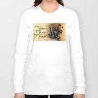 """dragon age Long Sleeve T-shirts featuring Dragon Age - Grey Wardens by Barbara """"Yuhime"""" Wyrowińska"""