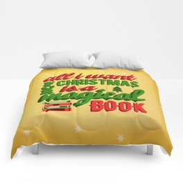 All I Want For Christmas  Comforters