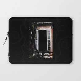 Enchanted Window no2 Laptop Sleeve