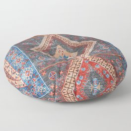 (N16) Boho Moroccan Oriental Artwork for Rustic and Farmhouse Styles. Floor Pillow