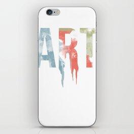 Art & Protest iPhone Skin