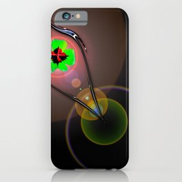 Magical Light and Energy 21 iPhone Case