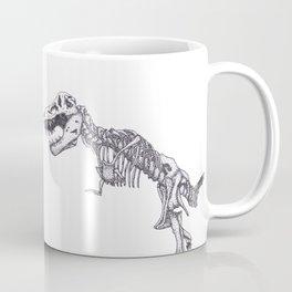Tyrannosaurus rex skeleton Coffee Mug