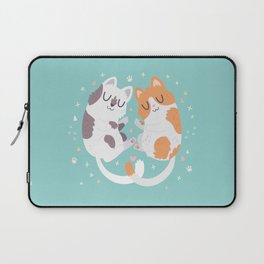 Kitty Cuddles Laptop Sleeve