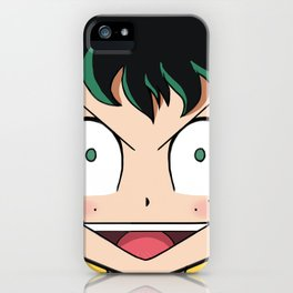 Deku! iPhone Case