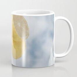 Lemons in the sky Coffee Mug