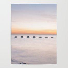 Dusk Sea Poster