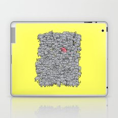 Stand out  & be herd Laptop & iPad Skin