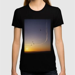 Sunset over Sussex T-shirt
