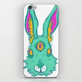 Three-eyed Hare iPhone Skin