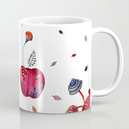 Welcome Autumn Coffee Mug
