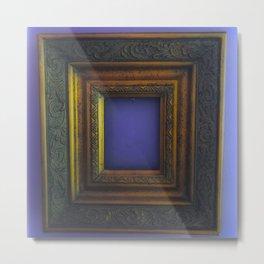 Framed Wall 2 Metal Print