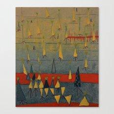 isoceles Canvas Print