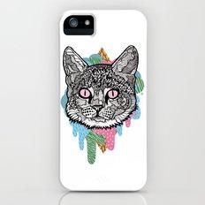 DRIPPY CAT Slim Case iPhone (5, 5s)