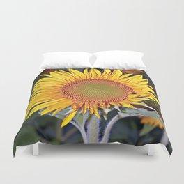 Floating SUN Duvet Cover