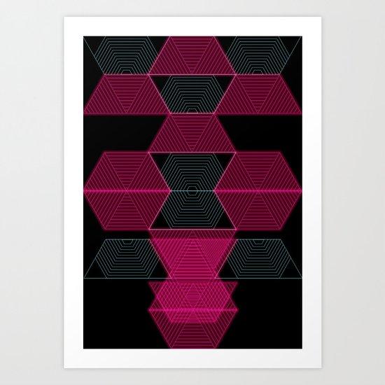n/n Art Print