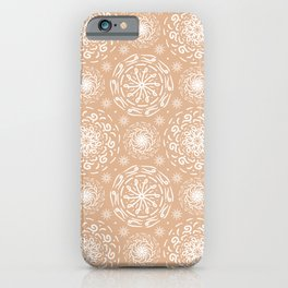 Boho Tumbleweeds iPhone Case