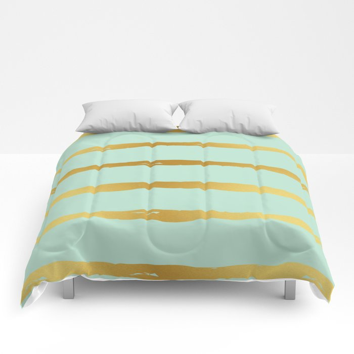 Golden Touch I Comforters