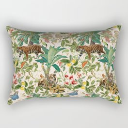 TIGER IN THE JUNGLE Rectangular Pillow