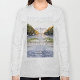 Roumania, Parliament Bucharest Long Sleeve T-shirt